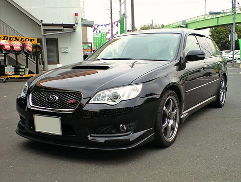 Legacy Wagon/BP5